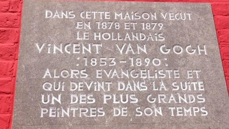 Maison Van Gogh de Wasmes