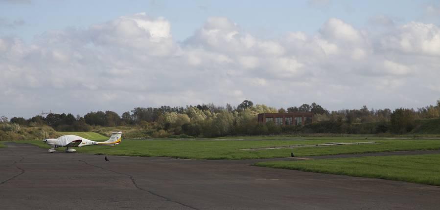 Aérodrome -  Saint Ghislain