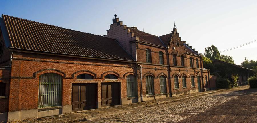 Oude Station van Pâturages