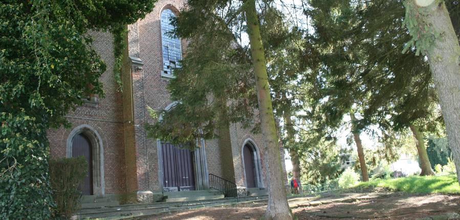 Notre Dame de Lourdes-Quévy