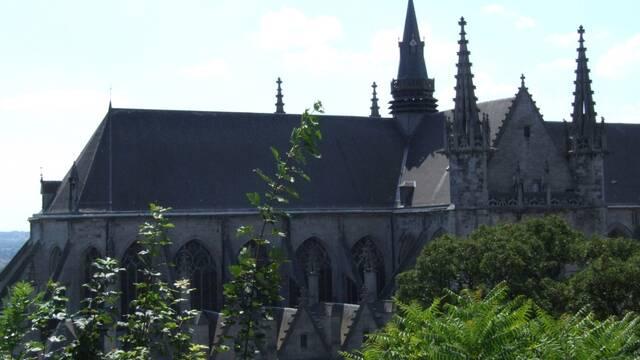 De Collegiale Sint-Waltrudiskerk