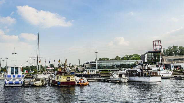 Jachthaven van Le Grand-Large