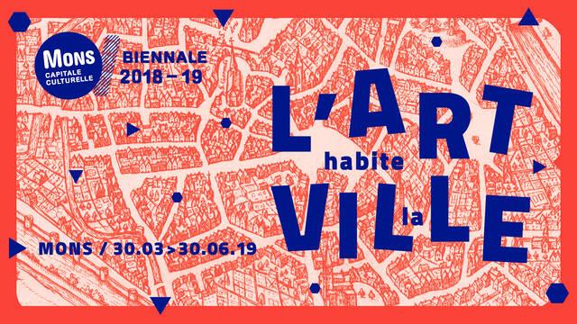 L'Art habite la Ville (Kunst bewoont de stad)