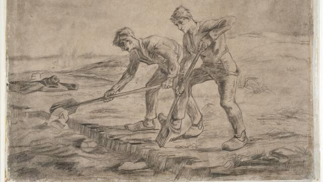 Vincent in de Borinage