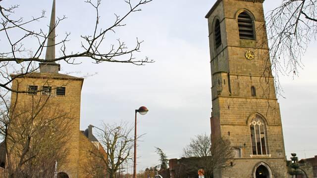 De Ockeghemtoren (Saint-Ghislain)