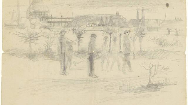 Transcriptie van een brief aan zijn broer Theo (augustus 1880)
