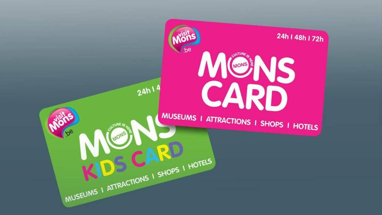 Koop uw Mons Card!