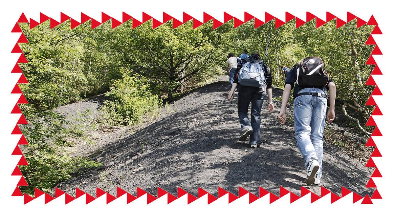 PASS: terrein bij de slakkenberg!