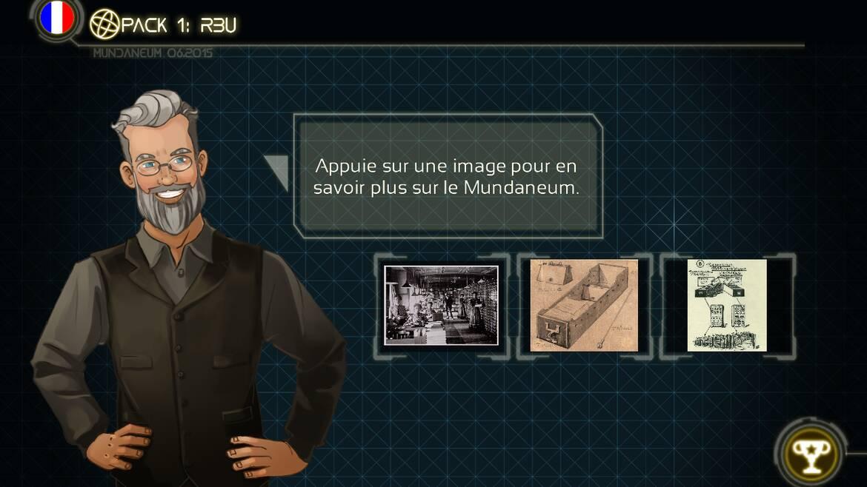Videospel: Mundaneum Web 1895