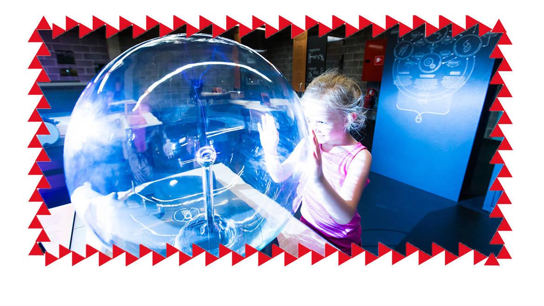Wetenschappen, expo's en fun!