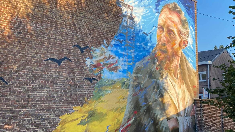 Eerbetoon aan Van Gogh / Spear
