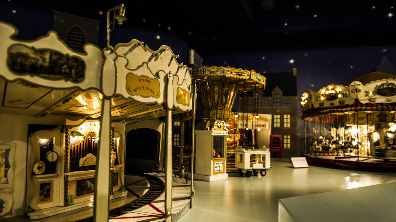 Museum van de Kermis en de Herinnering - Saint-Ghislain