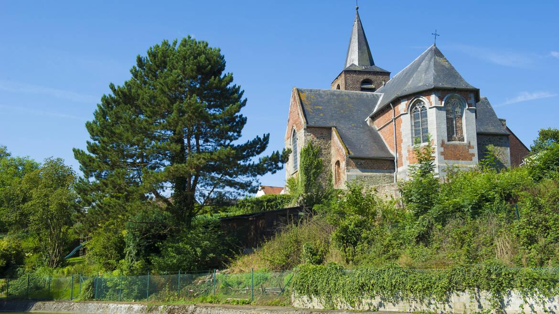 De Trouille - een rivier waar u niet bang voor hoeft te zijn!  (Quévy)