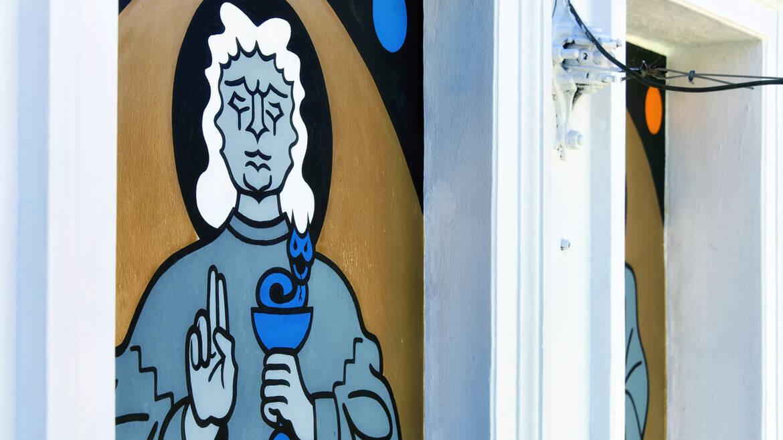 Het mirakel van Sint Waltrudis / HONET