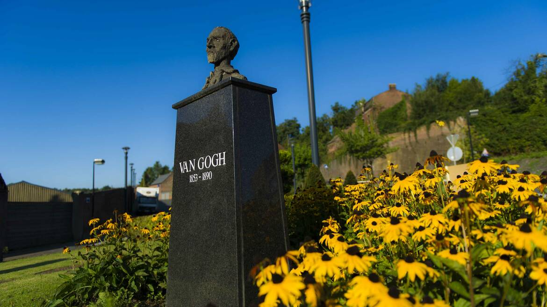 Buste de Van Gogh par Ossip Zadkine
