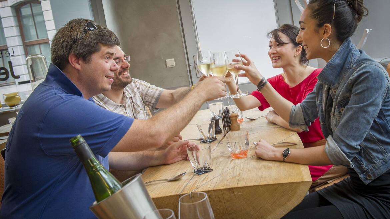 Restaurants, bars en accommodatie