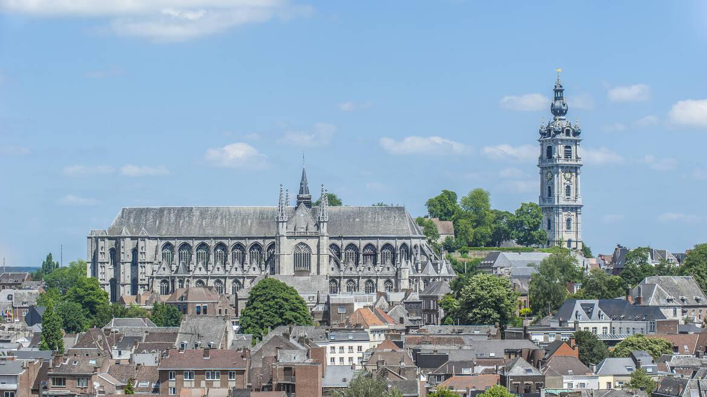 Excursie in Mons en omstreken