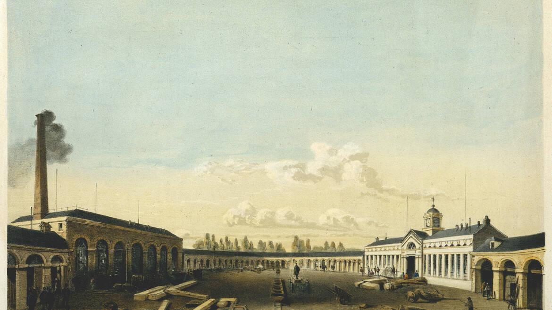 Site van Grand-Hornu