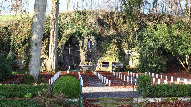 Onze-Lieve-Vrouw van Lourdes in Montignies-Lez-Lens !