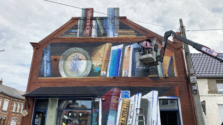 De Bergense bibliotheekkast / Jan is de Man