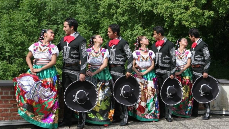 Het Wereldfestival voor Folklore (Saint-Ghislain)