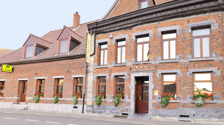 """De """"XIXème"""", restaurant en hotel: twee in één! (Hensies)"""