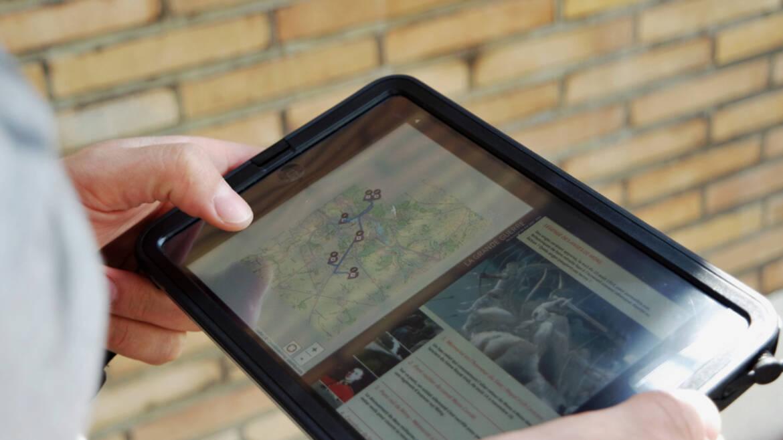"""De app """"Grande Guerre: Corps, Armes et Paix"""""""
