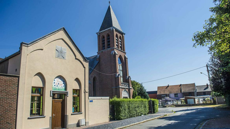 Protestantse tempel van Petit-Wasmes