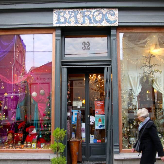 Des pièces uniques, des bijoux de marque, une multitude d'objets, bienvenue chez Baroc... Copyright S.Hennebique