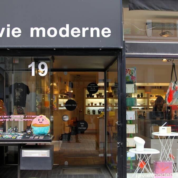 Pour une déco tendance et actuelle : la vie moderne - Copyright S.Hennebique