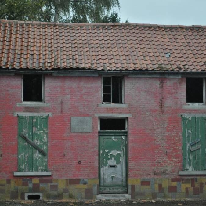 La maison Denis avant rénovation